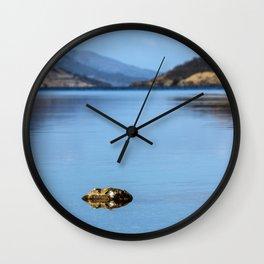 Glenfinnan, Loch Shiel Wall Clock