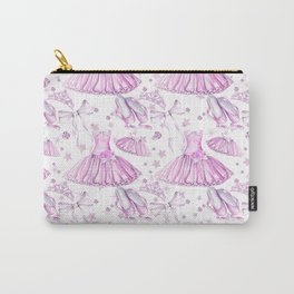 Ballerina #5 Carry-All Pouch