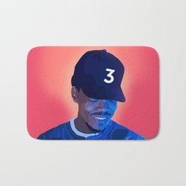 Chance The Rapper Badematte
