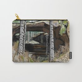 Natural Bridge Alabama Carry-All Pouch