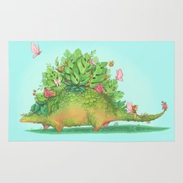 Stegoforest Rug
