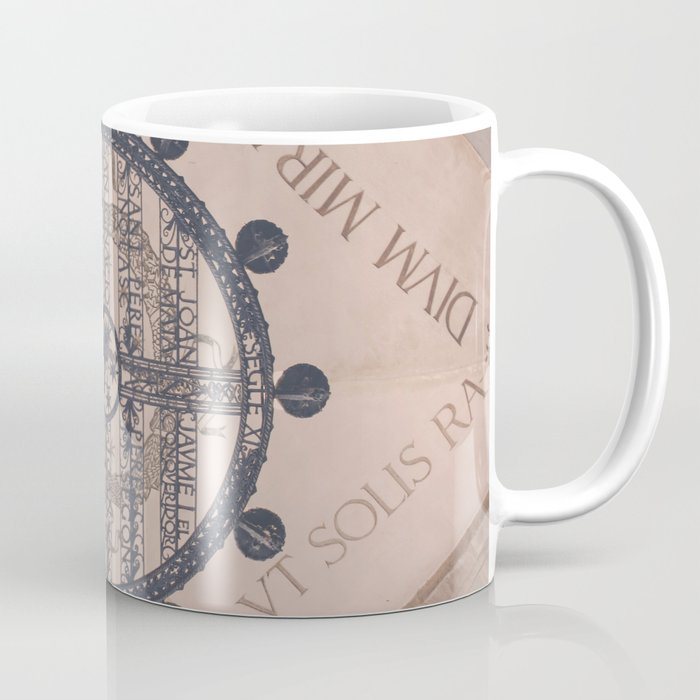 Vintage MontSerrat Ceiling Chandelier  Coffee Mug
