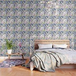 Gaudi Park Guell Mosaic Wallpaper