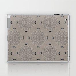 Mascara Rosette Lace Laptop & iPad Skin