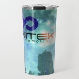 Space Needle - Infinitek Headquarters Seattle Travel Mug