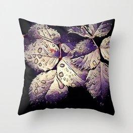 Leaf B1 Throw Pillow