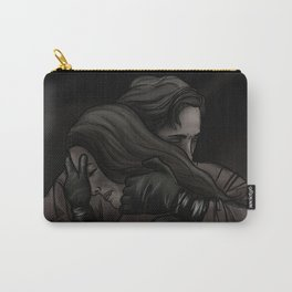 she can't get in // kabby Carry-All Pouch