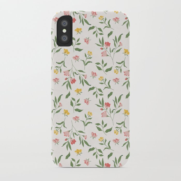 Sweet meadow iPhone Case