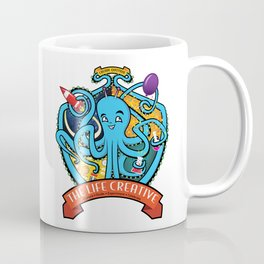 The Life Creative Coffee Mug
