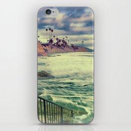 Laguna beauty iPhone Skin