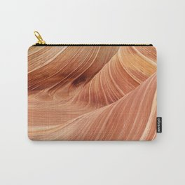 The Waves of the Coyote Buttes Carry-All Pouch