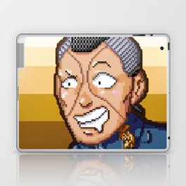 JJBA - Okuyasu Nijimura Pixel Art Laptop & iPad Skin