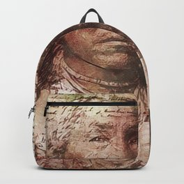 Empty Words Backpack