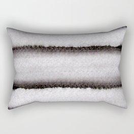 foggy view Rectangular Pillow