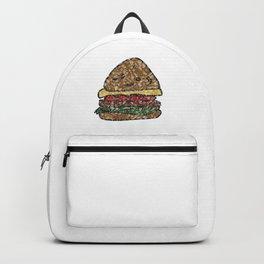 waxy burger Backpack