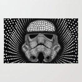 Trooper Star Circle Wars Rug