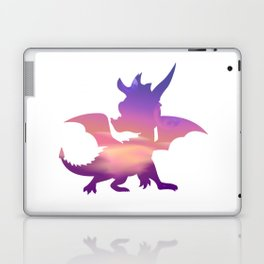 Spyro Lofty Castle Skybox Laptop & iPad Skin