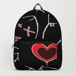 VOODOO DOLL INLOVE Backpack