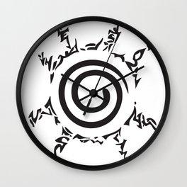 Sealed Fate Wall Clock