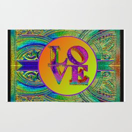 LOVE IN THE TIME OF ART DECO Rug