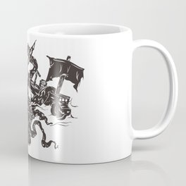 Kraken Coffee Mug