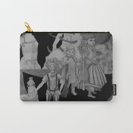 Childhood Of A Surrealist Carry-All Pouch