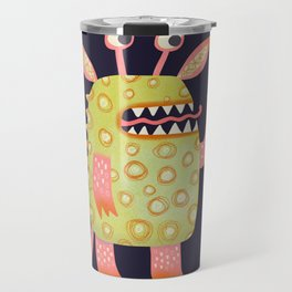 Monster Rufus Travel Mug