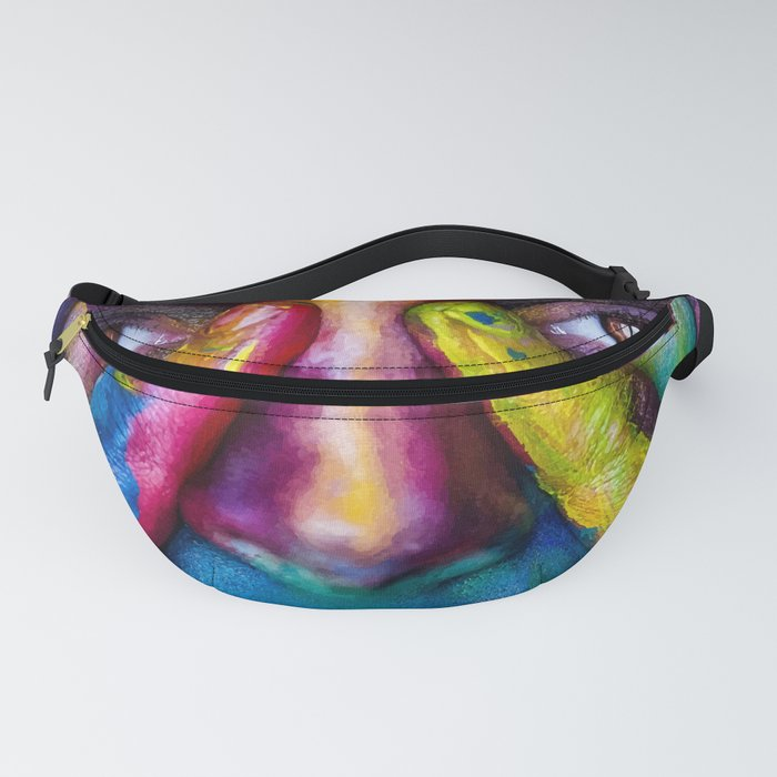 Colorful Sight Fanny Pack