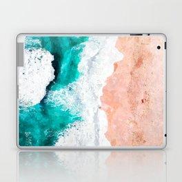 Beach Illustration Laptop & iPad Skin