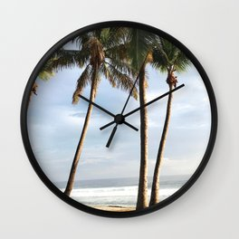 reunion island Wall Clock