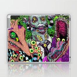 Ghost Monsters Laptop & iPad Skin