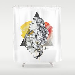 Nordica Shower Curtain