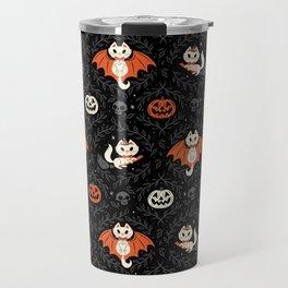 Spooky Kittens Travel Mug
