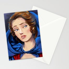 no more silent tear Stationery Cards