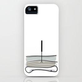 Acupuncture - Peaceful iPhone Case