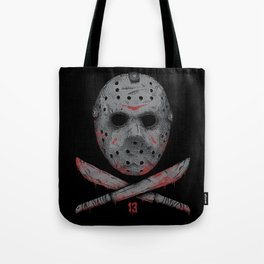 Friday 13 Tote Bag