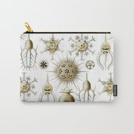 Ernst Haeckel - Phaeodaria Carry-All Pouch