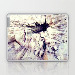 Bleak world of absent law Laptop & iPad Skin