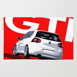 Golf GTI MKV MK5 Rug