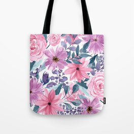FLOWERS XII Tote Bag
