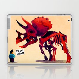 Dinosaur Trainer Laptop & iPad Skin