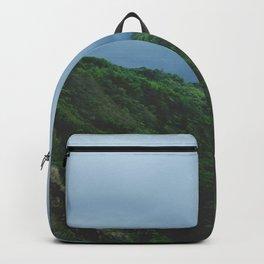Maui Green Backpack