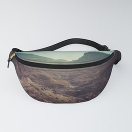 Adventure Mountain Fanny Pack