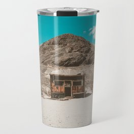 In The Middle of Nowhere | Rhyolite, Nevada Travel Mug