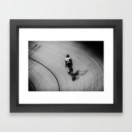 Coupe de France - Velodrome Nationale de France #7 Framed Art Print