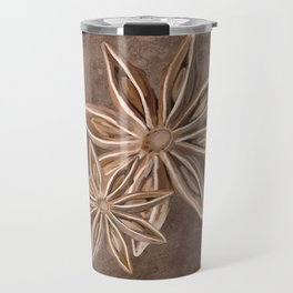 Star Anise Spice Travel Mug