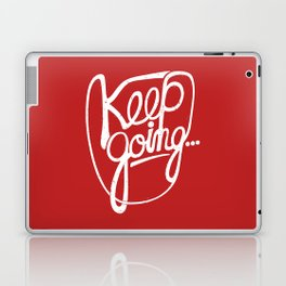 KEEP GO/NG Laptop & iPad Skin