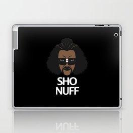 sho nuff - limited edition Laptop & iPad Skin