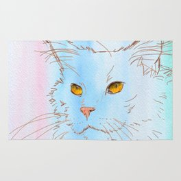 Magnificent Maine Coon Rug