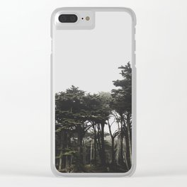 lands end Clear iPhone Case
